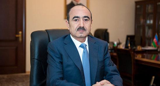 Əli Həsənovdan mühüm açıqlama