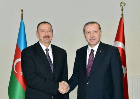 Prezident İlham Əliyev Ərdoğana zəng etdi