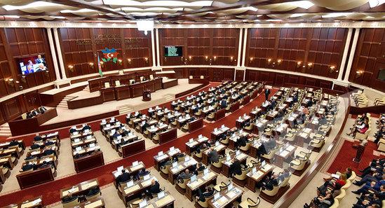 Sabah Milli Məclisin xüsusi iclası keçiriləcək