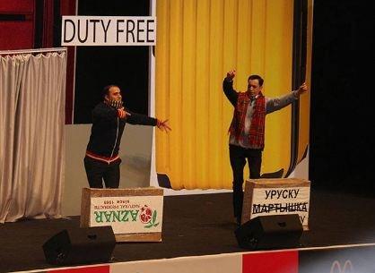 """""""Planet """"Parni İz Baku""""nun konsertində kimlər hədəf oldu? - FOTOLAR"""