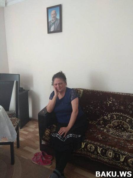 19 manata görə öldürülən taksi sürücüsünün evində ürəksızladan MƏNZƏRƏ - FOTO
