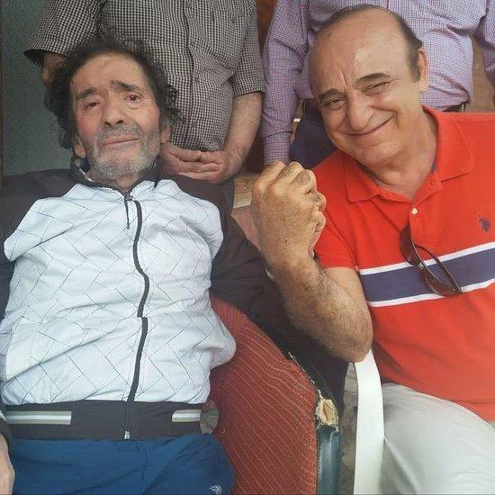 Ürəyinə su yığılan azərbaycanlı məşhurun bu fotosu ürək parçaladı