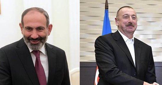 """Paşinyan: """"İlham Əliyevlə görüşə hazıram"""""""