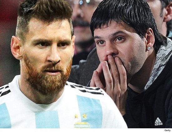 Messi azadlıqdan məhrum edildi