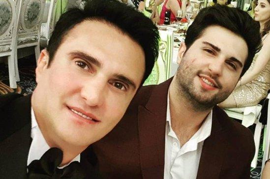 Bu da Nadir Qafarzadənin yaraşıqlı oğlu - FOTO