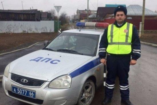 Bütün Rusiya polis həmyerlimiz Kərimovun bu qəhrəmanlığını danışır - FOTO
