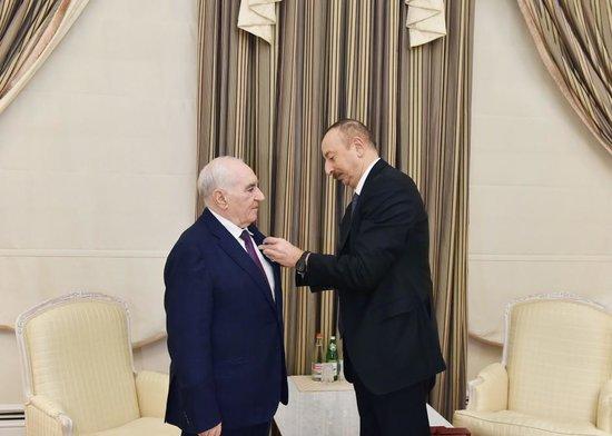 Prezident Kəmaləddin Heydərovun ailəsini belə sevindirdi- FOTO