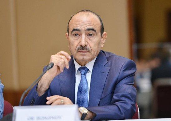 Əli Həsənov prezident seçkilərindən danışdı