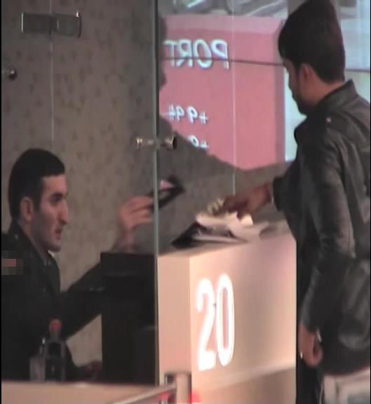 DTX əməliyyat keçirdi: Nazirlik işçiləri tutuldu - VİDEO