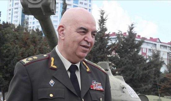 """Azərbaycanlı generaldan Paşinyana """"ağıllı ol"""" mesajı"""