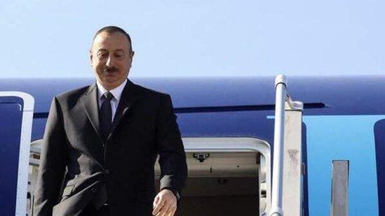 Prezident İrana gedir