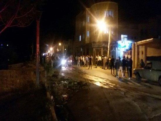 Azərbaycanlılar arasında kütləvi dava: qulağı kəsildi... - FOTOLAR