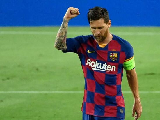 Messi ilk təklifini aldı