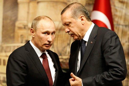"""""""Putinin etirazı yoxdur"""": Ərdoğan söyləntilərə son qoydu"""