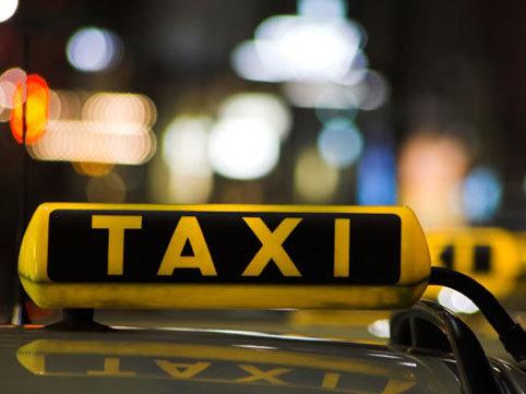 Bakının məşhur taksi