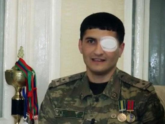 """""""Dedim ki, gözləri olmayanlar da hiss edərək döyüşə gələcək"""" - Qarabağ qazisi"""