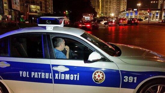 Yol polisi həmkarını kürəyindən bıçaqladı - Beyləqanda qanlı insident