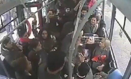 Azərbaycanda marşrut avtobusunda QORXUNC HADİSƏ – Arvadının gözü qarşısında öldürüld