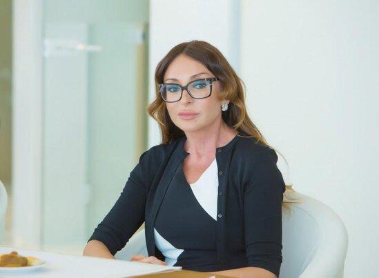 Mehriban Əliyeva pilotumuz Rəşad Atakişiyevin ailəsinə başsağlığı verdi