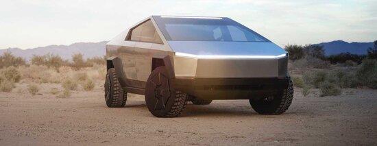 """""""Tesla""""dan yeni avtomobil-FOTOLAR"""