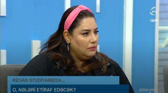 Məşhur aparıcı Nərminin qətlində jurnalisti QINADI: