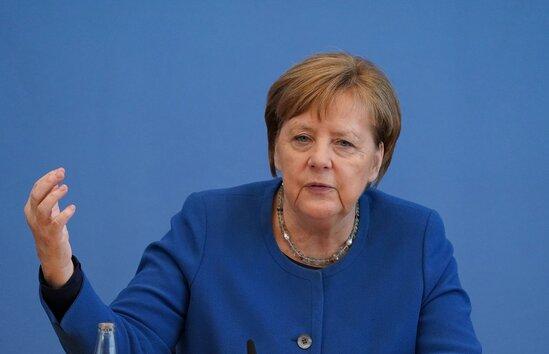 Almaniya Kansleri Angela Merkelin karantin müddəti BAŞA ÇATDI