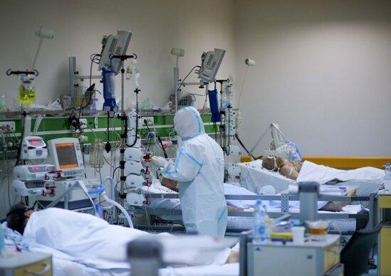 Azərbaycanda reanimasiyada olan koronavirus xəstələrinin sayı açıqlandı