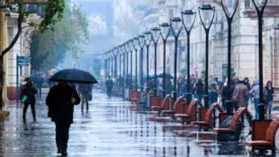 Hava şəraiti dəyişəcək, Bakıya yağış yağacaq - PROQNOZ