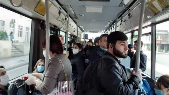 Yanvarın 18-dən sonra həftə sonları avtobusların işləməsi ilə bağlı AÇIQLAMA