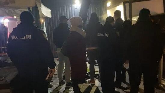 Kiyevde gul magazasinda ishleyen azerbaycanli olduruldu