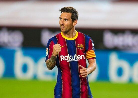 "Messi ""Barselona"" ile omurluk muqavile imzalayir"