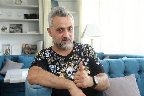 Azerbaycanli repci klip cekilishi zamani koronavirus imish - VİDEO