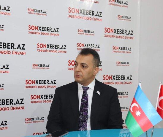 """""""Azerbaycanin Ermenistana etdiyi teklif yaxshilarin yaxshisidir"""" - Deputatla MUSAHİBE"""