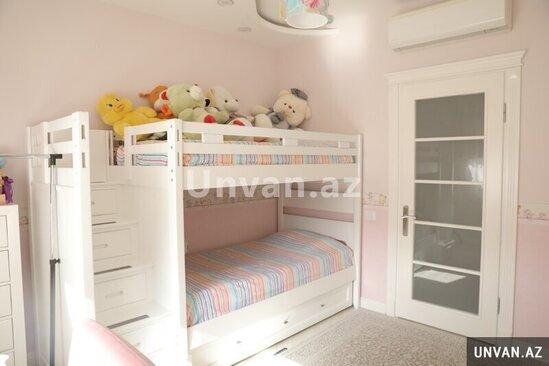 Xezer rayonu Shuvelan qesebesinde bag evi icareye verilir!