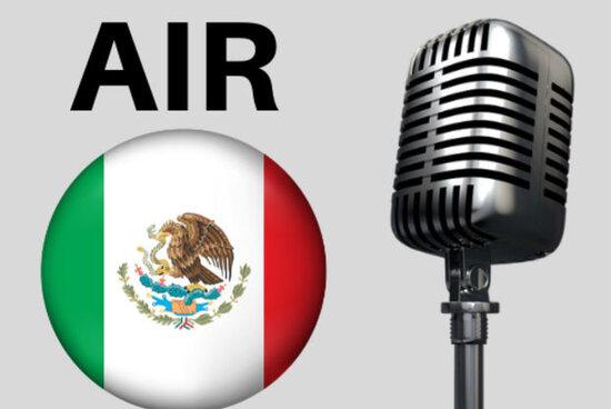 Qarabağda görülən yenidənqurma işləri Meksika radiosunda