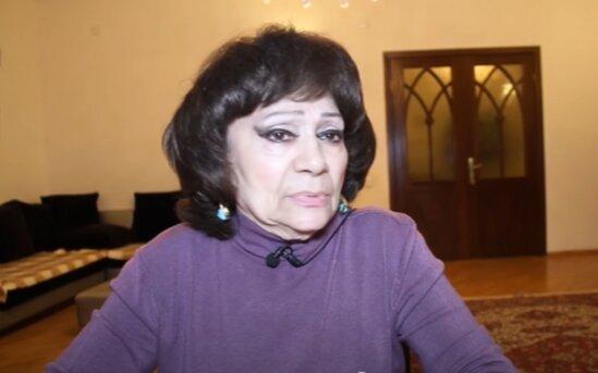 Elmira Rehimova xestexanaya yerleshdirilib