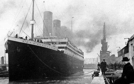 Titanikdə yazılan 109 illik məktub tapılıb - FOTO