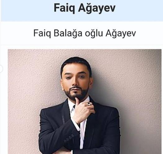 """Faiq Agayevi """"olmush"""" kimi qeleme verdiler - Fotolar"""