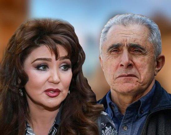 Alim Qasimov Nazperi Dostaliyeva ile 30 minlik borc qalmaqalindan DANİShDİ