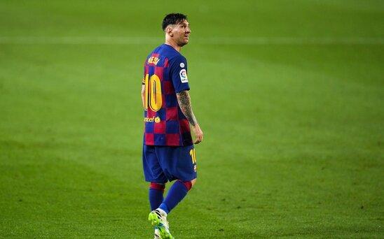 Messi azarkeşlərə müraciət etdi