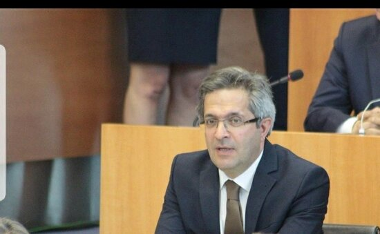 Belçikalı deputat: