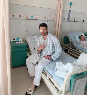 Cinde yashayan azerbaycanli idmancinin heyati tehlukededir - FOTOlar