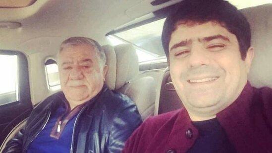 Azərbaycanlı sabiq məmurun oğlu kriminal avtoritetlə görüşdü – VİDEO