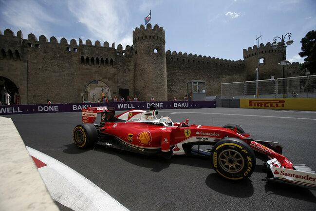 Formula 1-ə mahnı yazıldı - VİDEO
