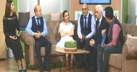 """Ağır itkidən sarsılan əməkdar artist: """"Yolda getdiyi yerdə…"""" - VİDEO"""