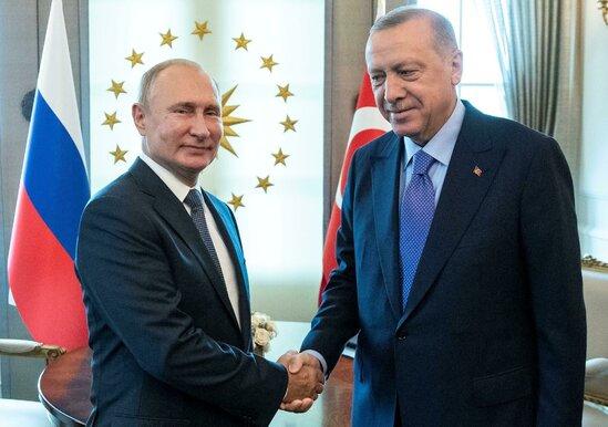 Ərdoğanla Putinin müzakirə edəcəyi mövzular MƏLUM OLDU