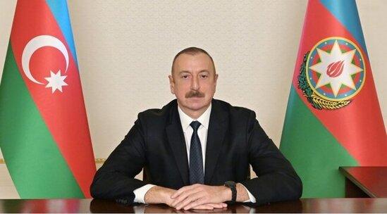 Azerbaycan xalqi tarixi edaleti ozu berpa etdi