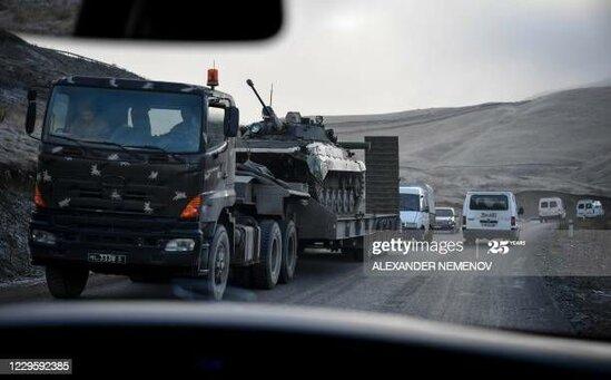 Ermənistan ordusu Kəlbəcərdən çıxır – FOTO - son xeberler