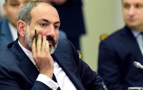 """Paşinyan """"pripiska""""ya qayıdır: <span style=color:#ff0000>Ermənistan iqtisadiyyatı necə """"şişir""""?</span>"""