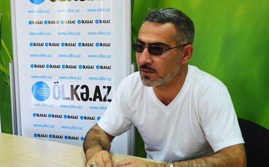 Azərbaycanlı aktyora doğum günündə ŞOK - Məhkəmə zalında QANDALLANDI - FOTO